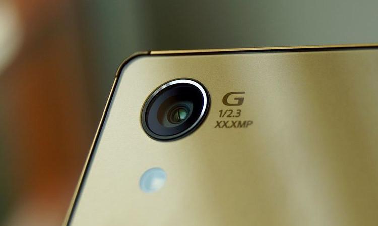 сравнение камер Xperia Z5