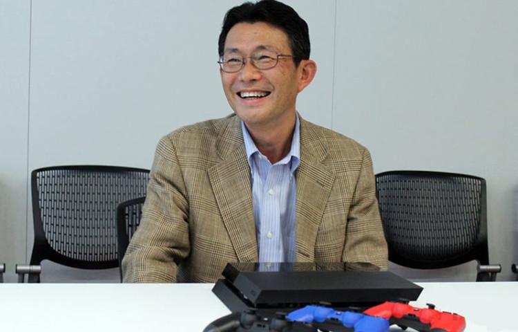 Масаясу Ито (Masayasu Ito) рассказывает о PS4