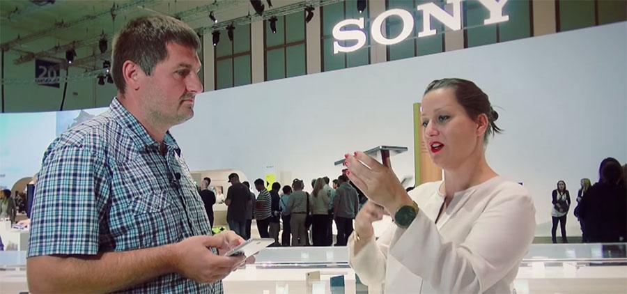 Интервью арт-директора Sony Mobile