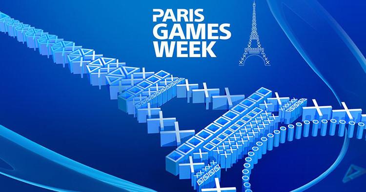 куча новых игр для PS4 на Paris Game Week 2015