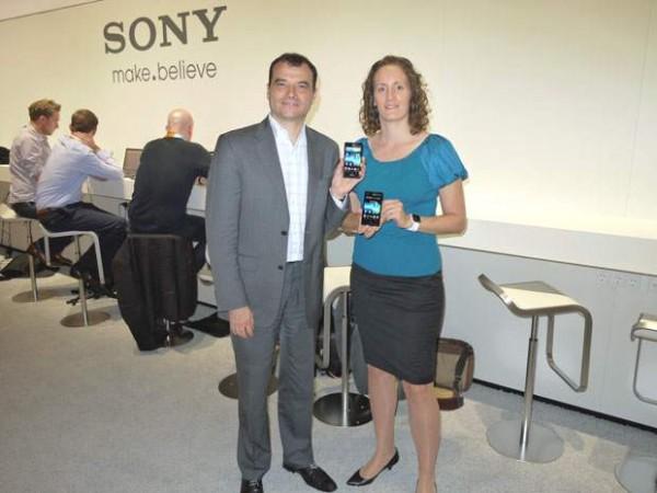 Кэтерин Шерри Sony Mobile