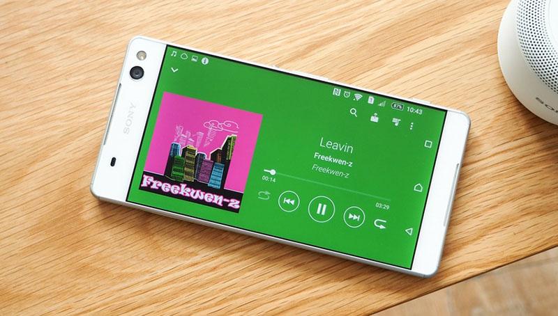 первое обновление прошивки Xperia C5 Ultra Dual