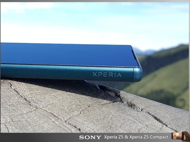 фото Xperia Z5 лого