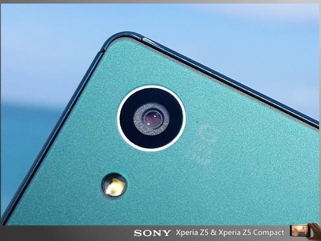 фото Xperia Z5 основная камера
