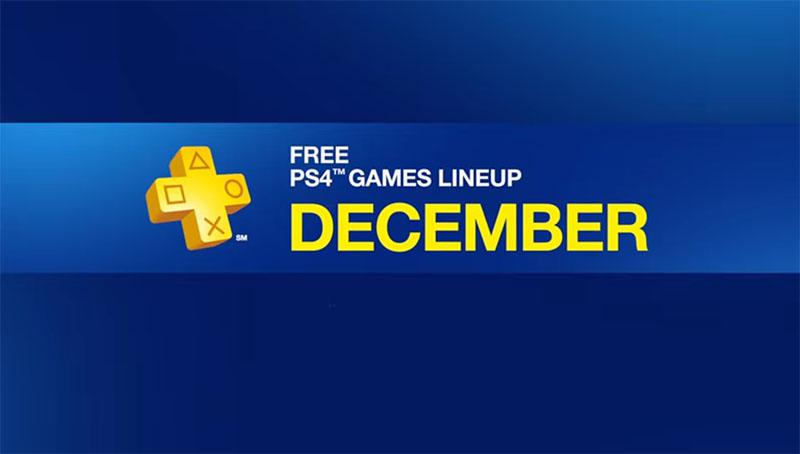 бесплатные игры PS PLus в декабре