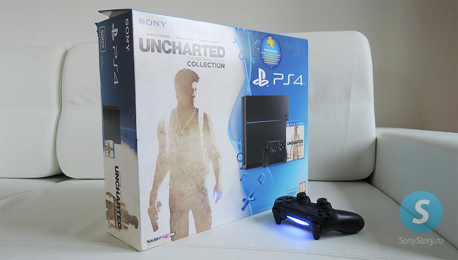 Сонибой купил PS4