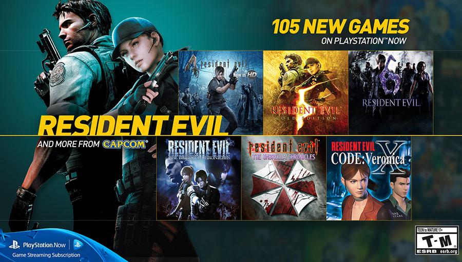 Новые игры Playstation Now
