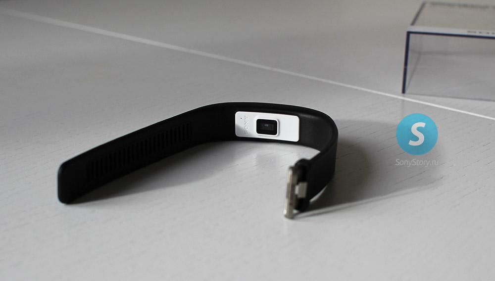 Sony Smartband-2 SWR12 внешний вид
