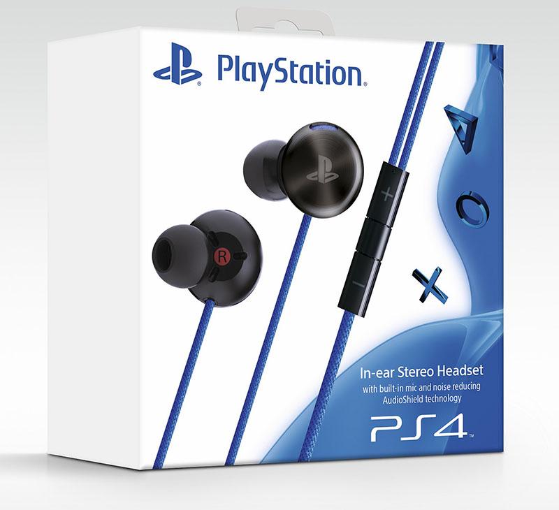 Гарнитура PS4 c шумоподавлением