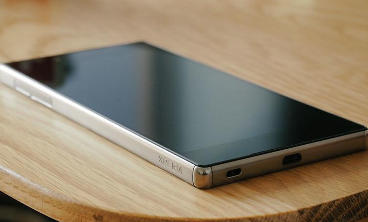 фото Xperia Z5 Premium Сhrome хромовый