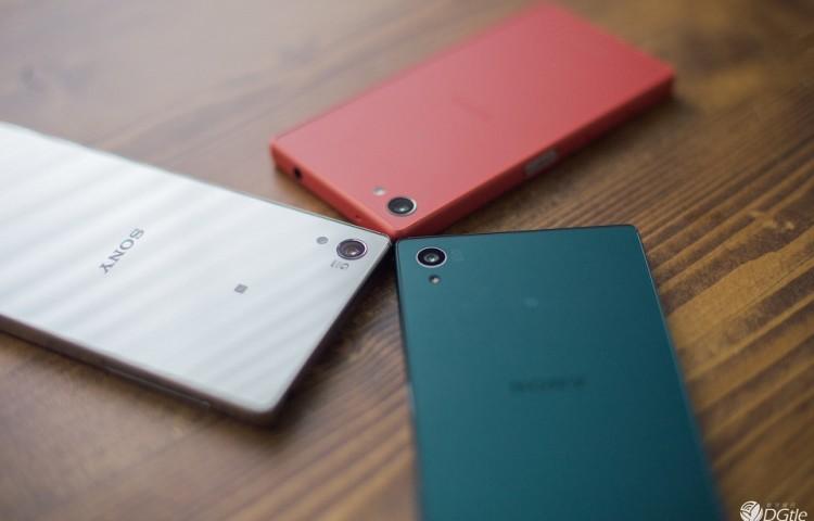 Обновление прошивки Xperia Z5 Premium, Z5 Compact, Xperia Z5