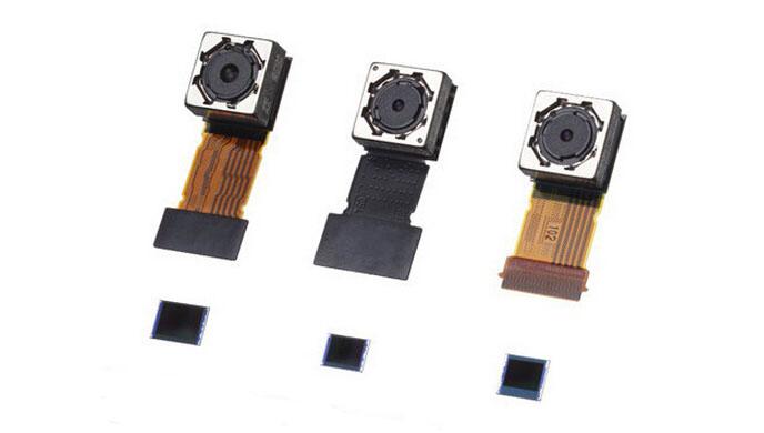 датчики изображения Sony