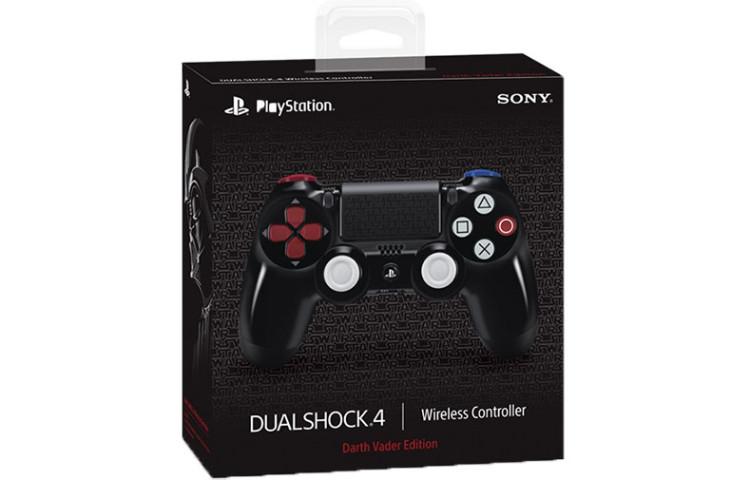 Геймпад Dualshock 4 в стиле Star Wars для PS4