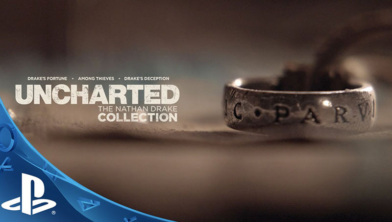 Uncharted: The Nathan Drake Collection обновление