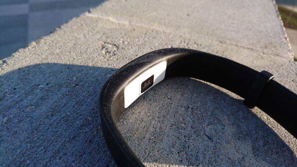 фото камеры Xperia Z5 - SmartBand 2