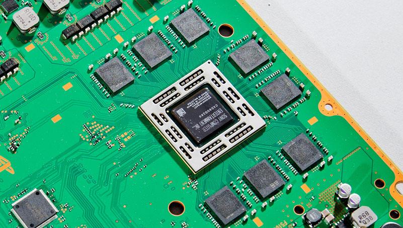 PS4 - разблокировка 7 ядра процессора