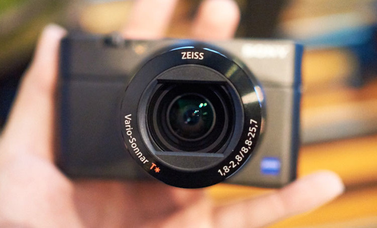 RX100 IV лучшая компакт-камера