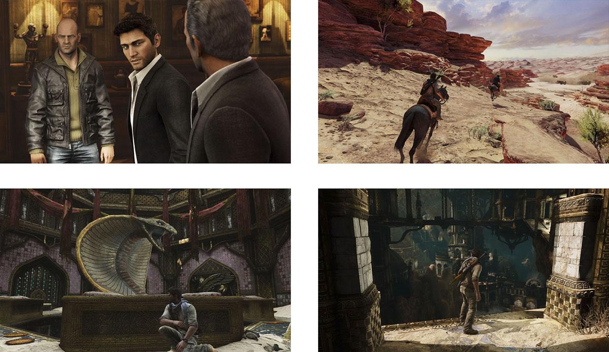 Uncharted 3 обзор