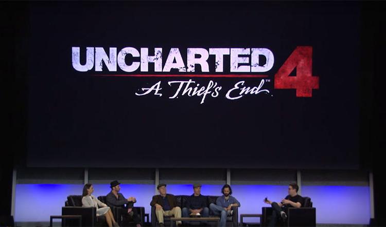 подробности Uncharted 4