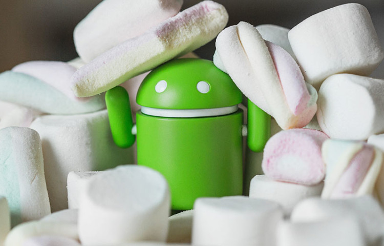 Android Marshmallow для Xperia Z5