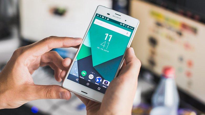 Android Marshmallow сертифицирован для Xperia Z5