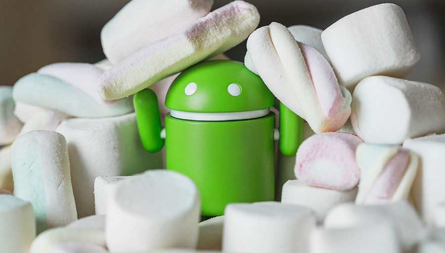 Android Marshmallow Concept