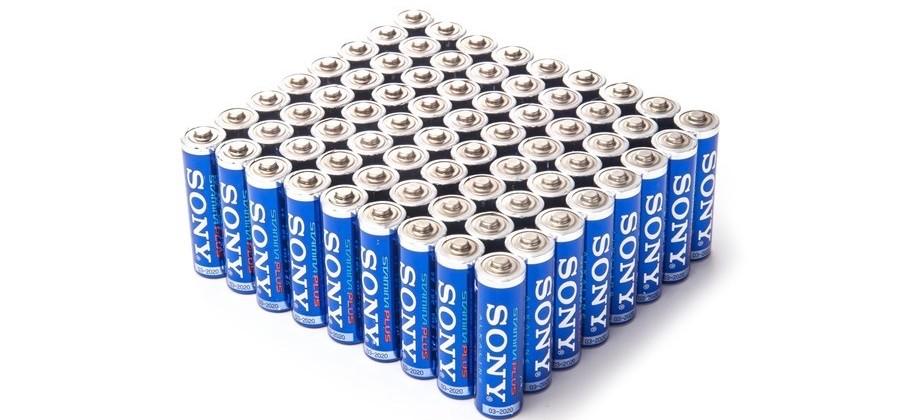 аккумуляторы Sony на серной основе