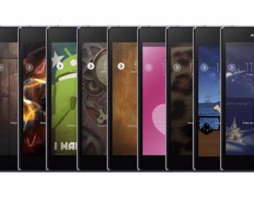 лучшие Sony Xperia темы