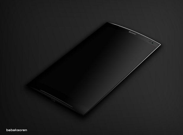 Xperia Z6 концепт