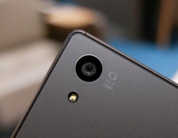 Новогодний фотосет камеры Xperia Z5 Compact