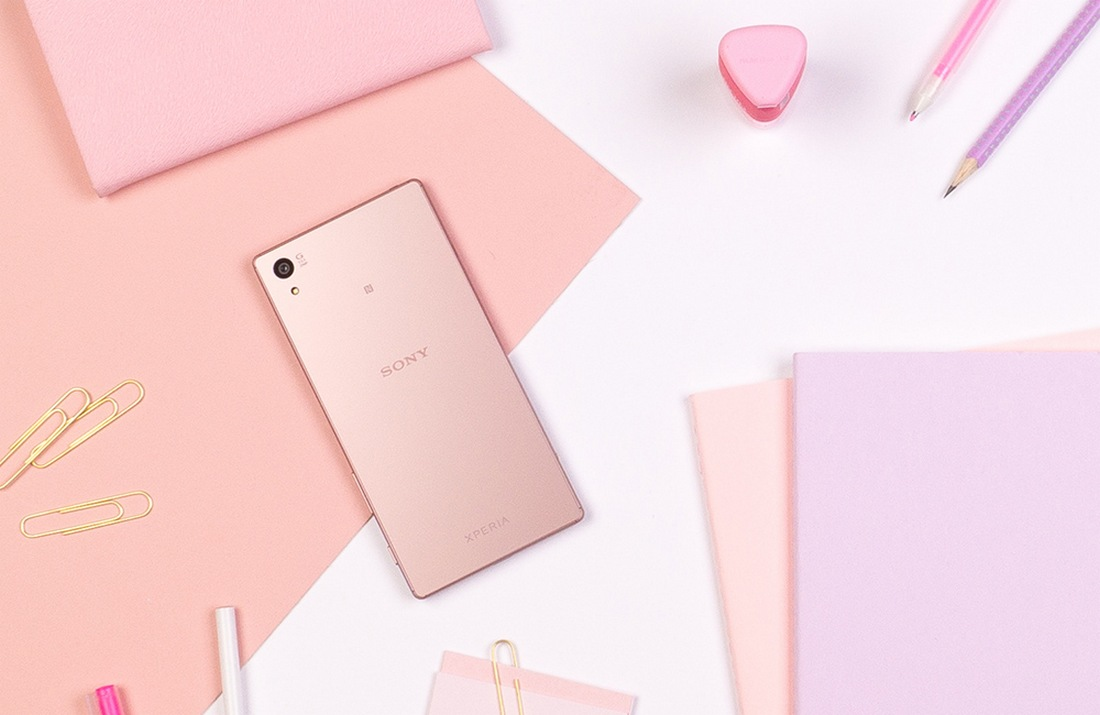 Xperia-Z5-pink-pic-3