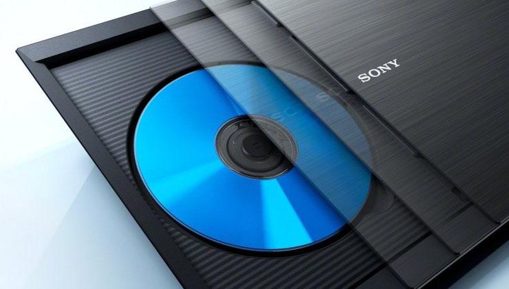 4K Ultra HD Blu-ray Sony