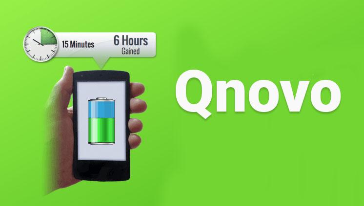 Технология Qnovo в Xperia X
