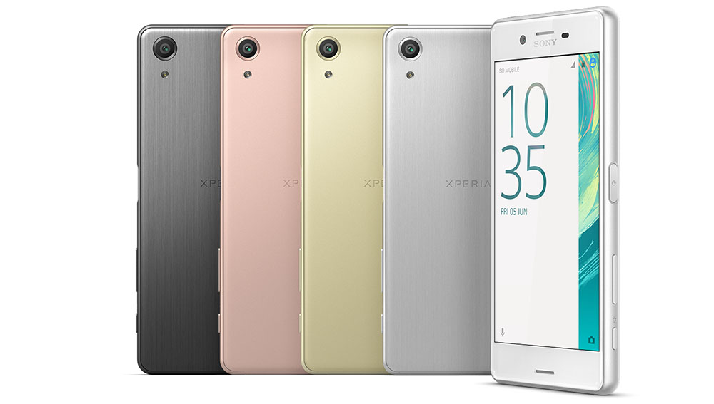 все цвета Sony-Xperia-X-Performance