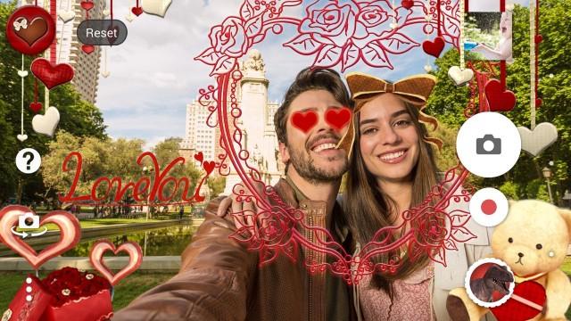 Valentine-Sony-AR-Effect_2