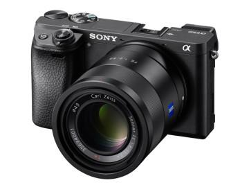Sony A6300 анонс