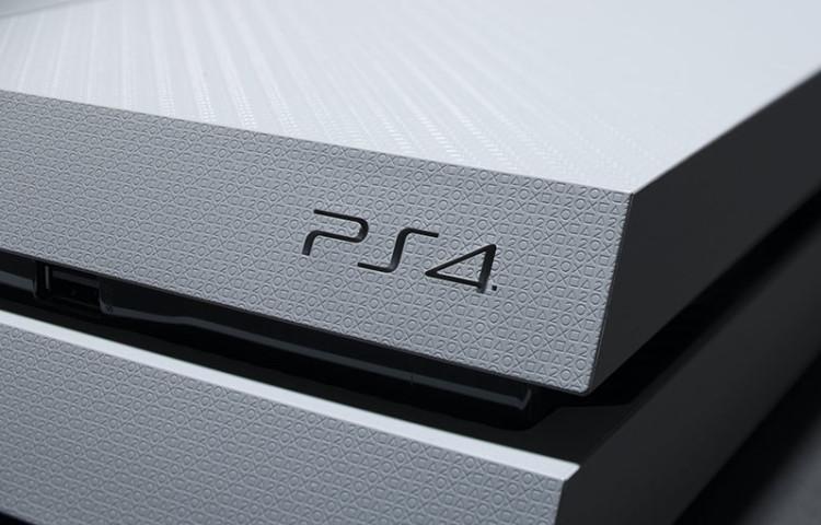 новое обновление прошивки PS4