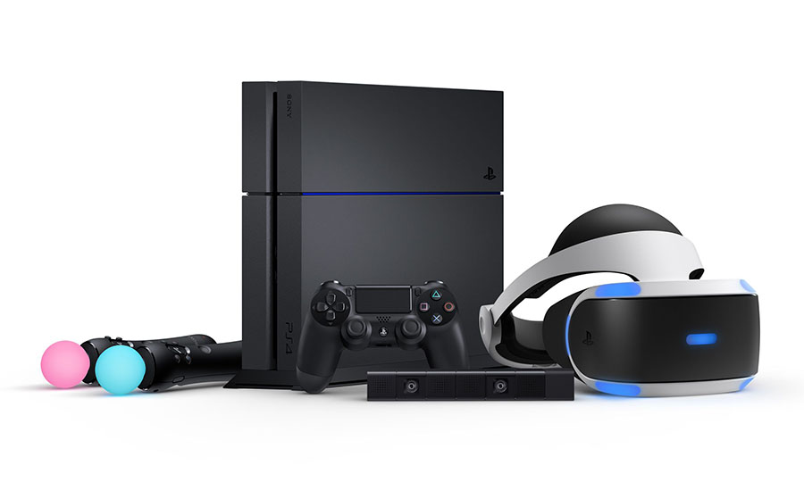 PlayStation VR анонс