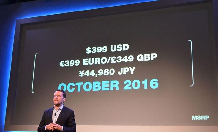 PlayStation-VR цены