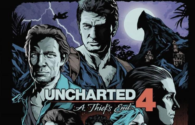 Дата выхода Uncharted 4 отложена