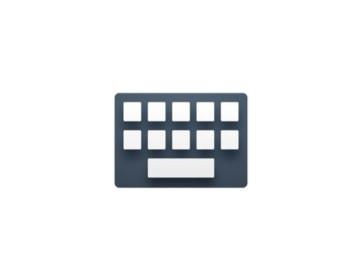 Обновление клавиатуры Xperia - цветные обложки