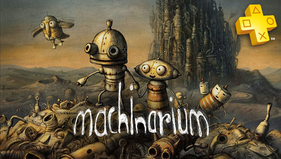 Машинариум - часть 1 (в начале способ сохранений игры)