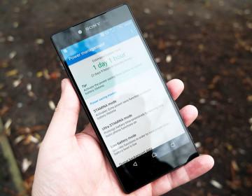 Stamina вернется на смартфоны Xperia после обновления Marshmallow