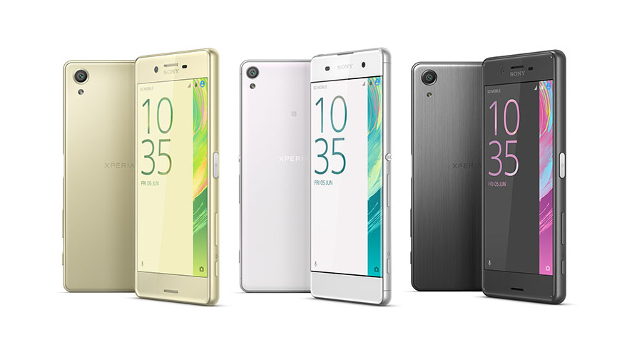 Xperia X и Xperia XA и Xperia X Performance