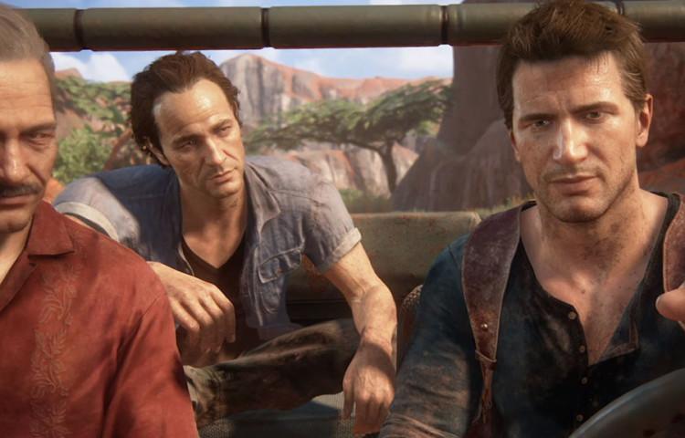 Графика Uncharted 4 не предел для PS4