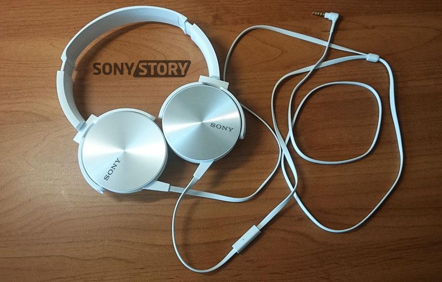 Sony-MDR-XB450AP обзор наушников