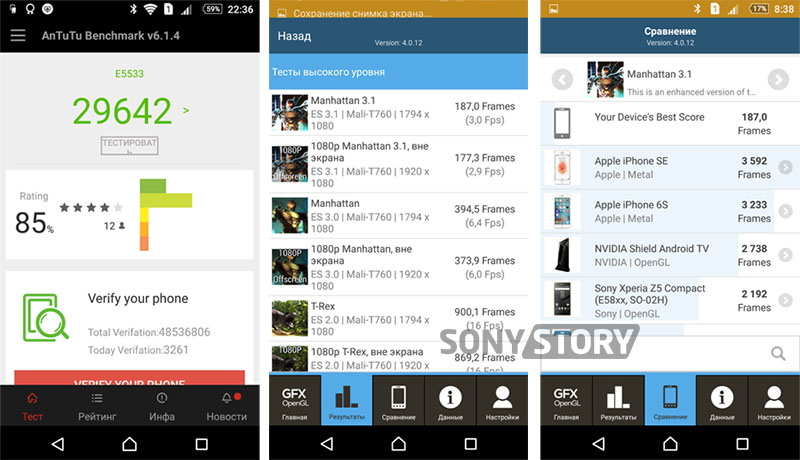 Xperia-C5-Ultra-review-performance