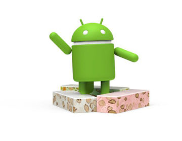 Android 7.1.1 Nougat обновление бета для Xperia X