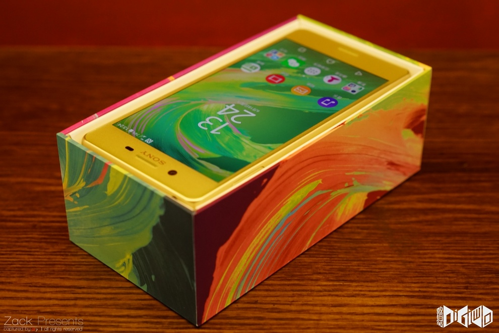 Xperia-X-gold-lime-3