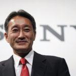 Kazyo Kirai CEO Sony